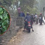 dhading sasaha accident