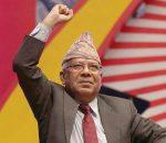 madhav nepal protest